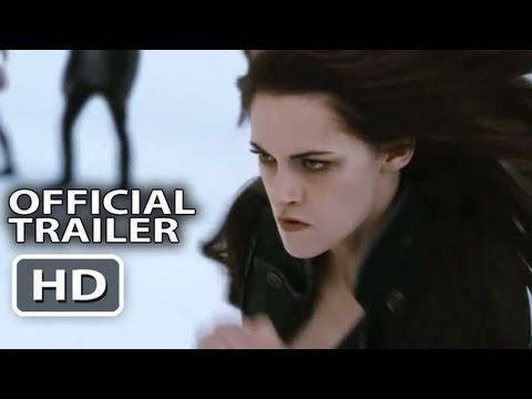 Twilight Breaking Dawn Part 2 Official Trailer. Fairytale.