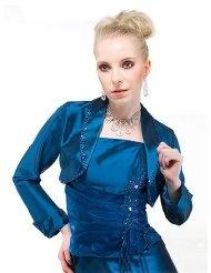 Envie - 1500 Bolero passend zum Abendkleid in Blau Gr.38-62