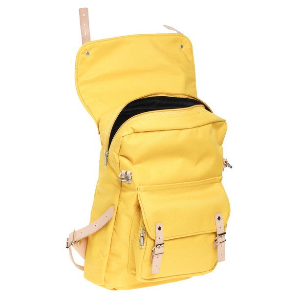 Rider Backpack Yellow