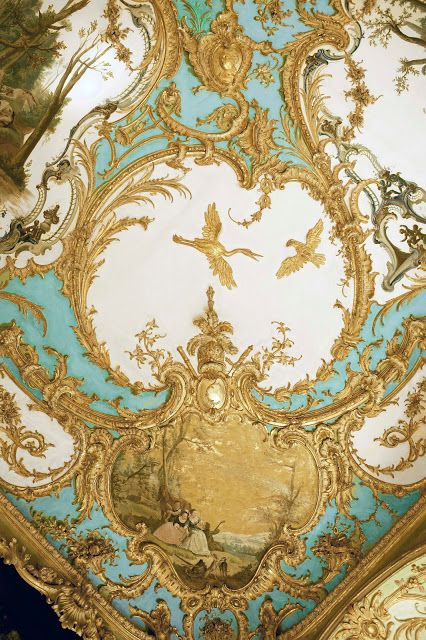 1916 Best Rococo Interiors Images On Pinterest