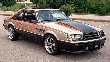 1979 Mustang Pace Car