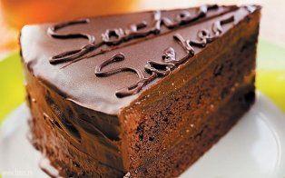 Рецепт торта Захер