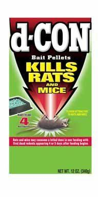"D-Con Rat & Mouse Bait Pellets - D-CON BAIT PELLETS > ""D-CON"" BAIT PELLETS FOR RATS Kills rats and mice Kills warfarin resistant mice & rats in a single feeding Check more at http://farmgardensuperstore.com/product/d-con-rat-mouse-bait-pellets-d-con-bait-pellets/"