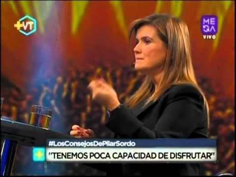 Pilar Sordo - La falta de alegría nos enferma