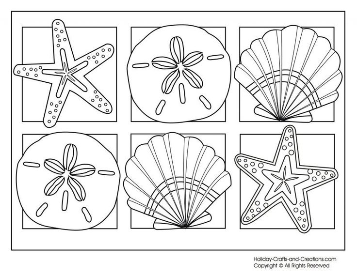 Cool Free Summer Coloring Pages For Kids