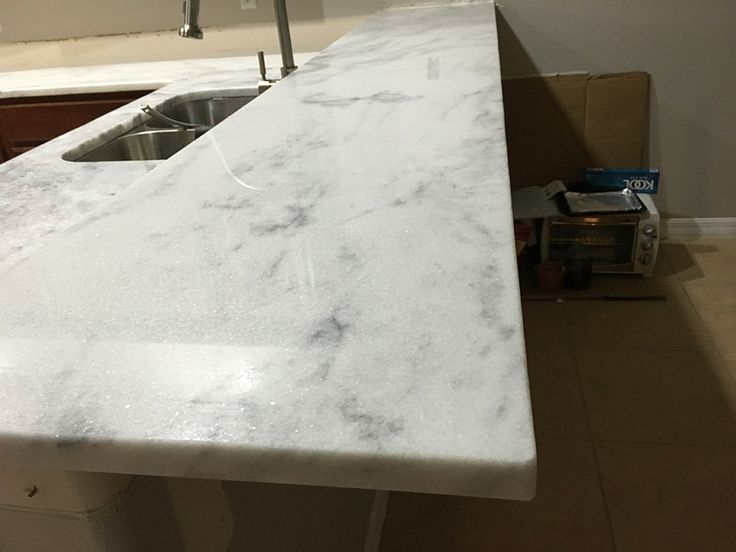 Mont Blanc Granite Countertops by Granite Perfection