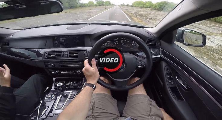 Euro BMW 520d Diesel Impresses Regular Cars Reviews