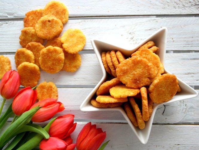 Popołudniowe wypieki ❣️Ciasteczka ryżowe 🍪😁---> Zapraszam na moją stronę na fb https://m.facebook.com/eatdrinklooklove/ ❤   . . Afternoon baking ❣️ Rice cookies 🍪😁 ---> I invite you to my page on fb https://m.facebook.com/eatdrinklooklove/ ❤