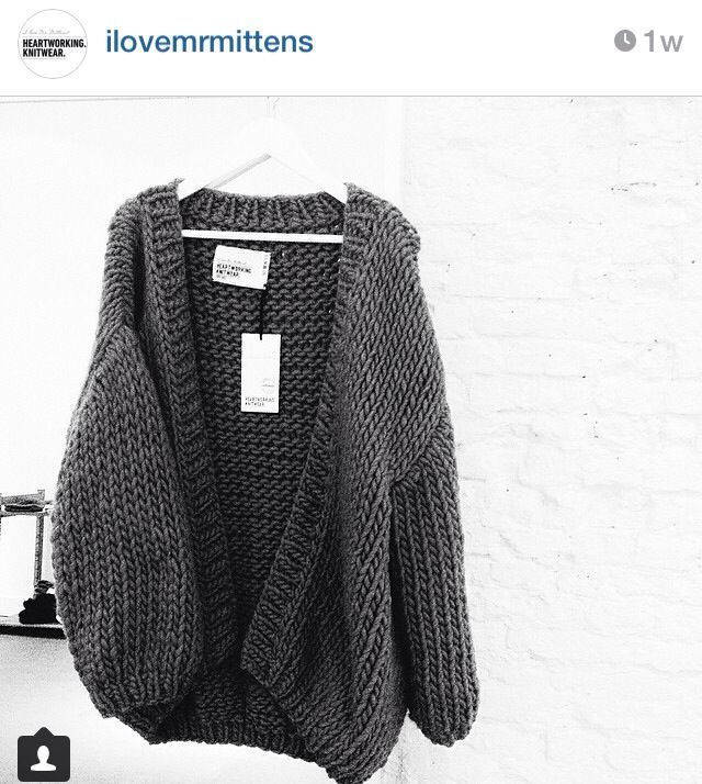54 best Chunky Knits images on Pinterest   Chunky knits, Autumn ...