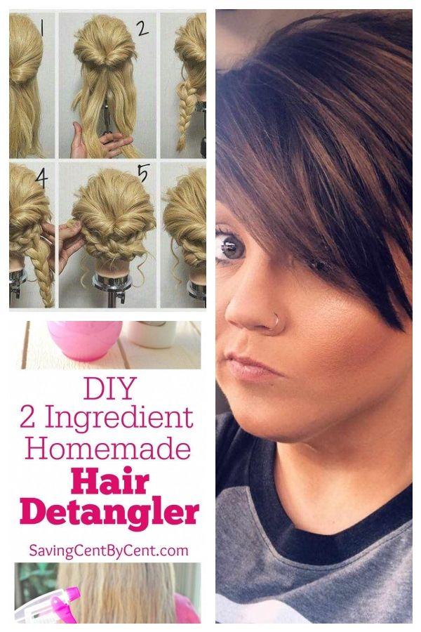 15 So Hubsche Frisuren Fur Langes Haar Uncategorized Easyhairstylesstraight Homemade Hair Products Pretty Hairstyles Hair Detangler