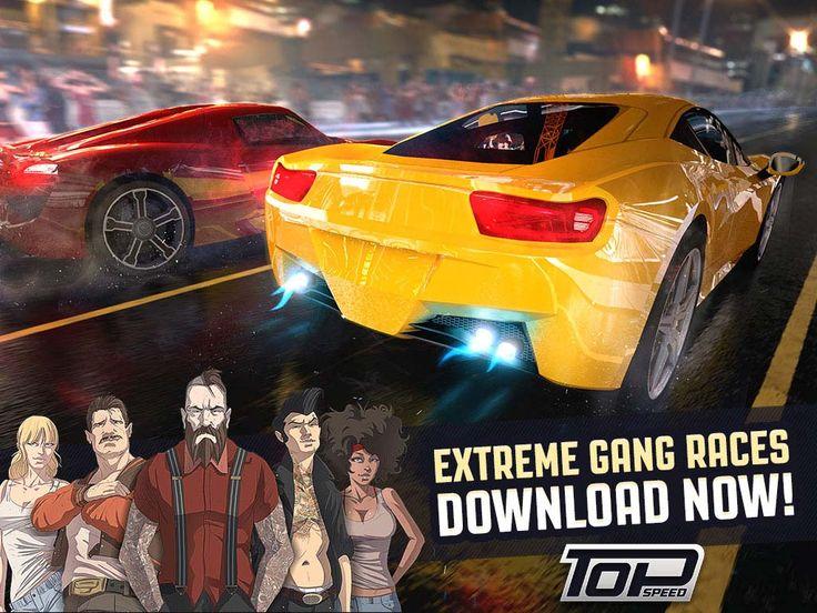 Extreme Gang Races – Top Speed promo. Download it here: smarturl.it/TopSpeedDragRacing
