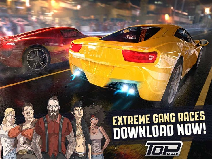 Extreme Gang Races – Top Speed promo. Download it here: smarturl.it/TopSpeedDragRacing