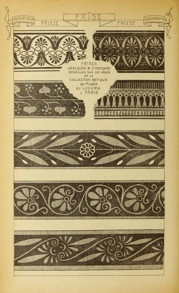 see for more - 1915 - vol. 6 - Materials and documents of architecture and…