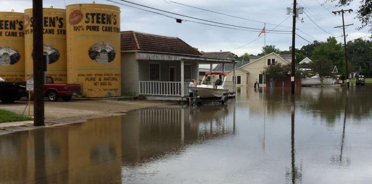 Flooding in Abbeville 8/13/16 | louisiana | Baton rouge ...
