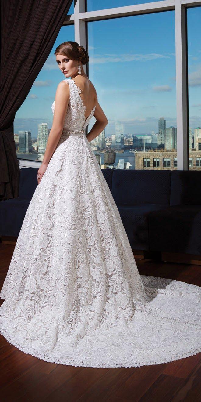 Justin Alexander Signature Spring 2014 Bridal Collection
