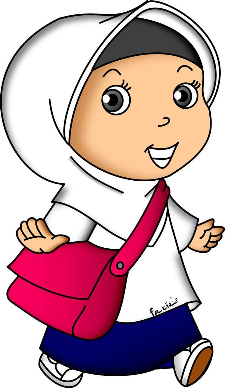 13 Best Budak Sekolah Images On Pinterest Doodle Doodles And Muslim