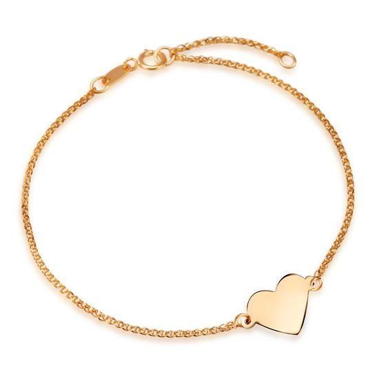 Złota Bransoletka, 299PLN www.YES.pl/53974-zlota-bransoletka-ZW-Z-Z08-N19-ZDA8939 #jewellery #gold #BizuteriaYES #shoponline #accesories #pretty #style