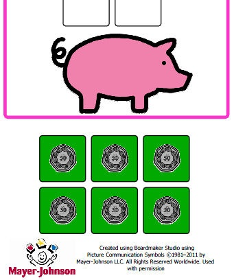 Fun reward bank enabling learners to earn 'credits' to receive a reward for good behaviour, attention in class, achievement and other positive situations. By 'collecting' the tokens, they can clearly see how many more achievements they need to earn before they receive their 'reward'.