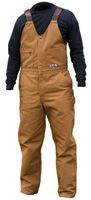 12 oz. Duck Insulated Bib Overall (Brown) - PellaVet.com | Starting at $99.95