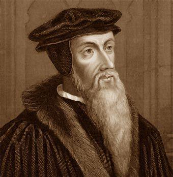 Biografia de Juan Calvino