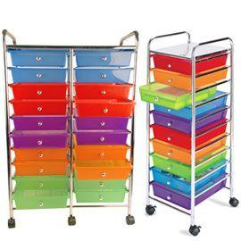 Organizational carts.