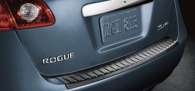 Nissan Rogue Rear Bumper Protector