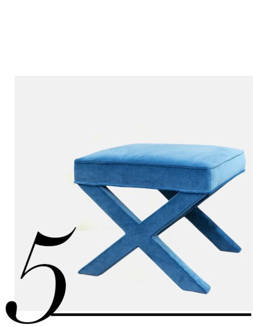 Jonathan-Adler-Cotton-Velvet-X-Benchblue-home-accessories-top-ten