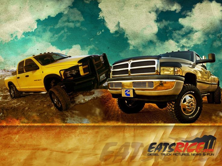 Diesel Trucks Wallpapers : Dodge Diesel Truck Wallpapers. Diesel ...
