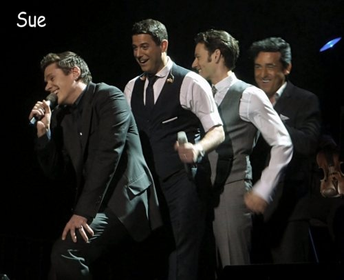 17 best images about il divo on pinterest lea salonga - Il divo gruppo musicale ...