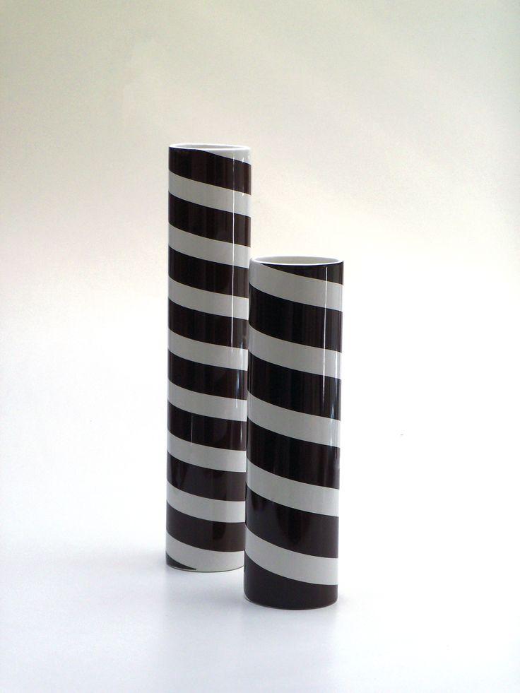stripes black or brown
