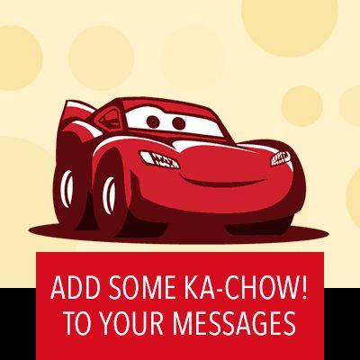 Disney Stickers: Cars 3