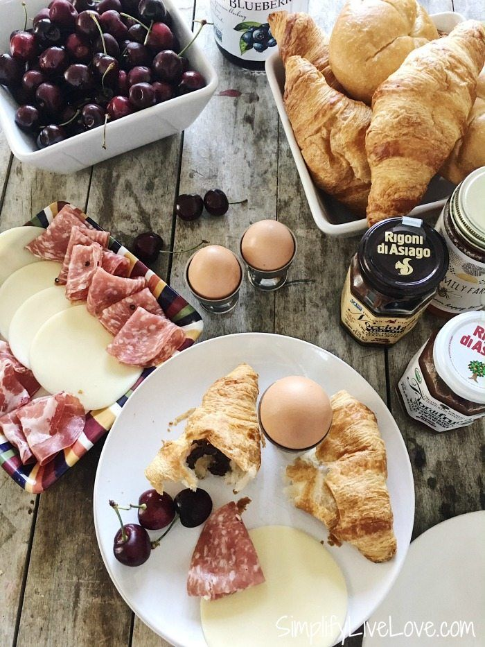 Curious what a traditional German breakfast looks like and how to serve one up outside Germany? Here's what you need to know! How to Make A Traditional German Breakfast in the US.