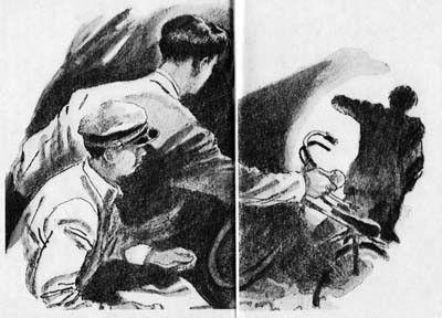 伊勢田邦彦:画、横溝正史『大宝窟』(講談社、昭和51年) f:id:shinju-oonuki:20110822155759j:image