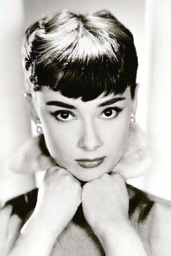 Classic style inspiration. Audrey Hepburn #hair #audrey
