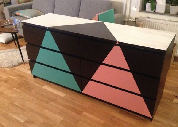 17 best images about ikea hacks on pinterest lack table - Comoda malm ikea ...