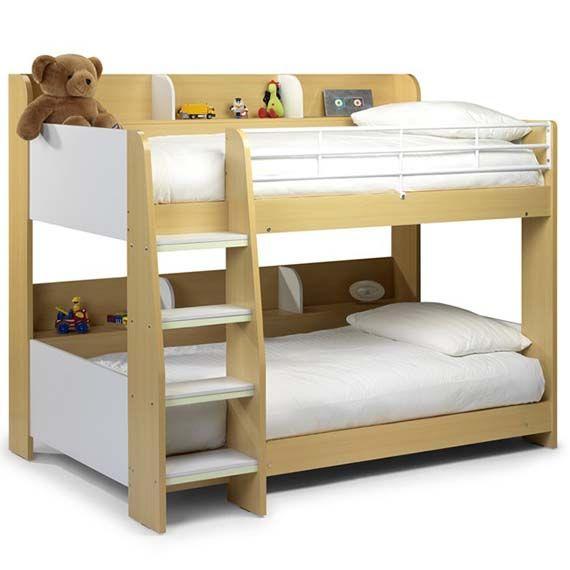 bunk beds for toddlers | Bunk Beds Design Furniture for Kids Bedroom Decorating - AzMyArch