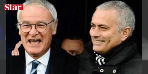 Son şampiyonun kovulan hocasına büyük destek: Geçen sezon İngiltere Premier Lig'de şampiyon olarak tüm dünyayı şaşırtan Leicester City'de teknik direktör Claudio #Ranieri'yle yollar ayrıldı. Bunun üzerine #Ranieri'ye çok sayıda destek mesajı geldi. Mesaj yollayanlar arasında Mourinho da vardı.