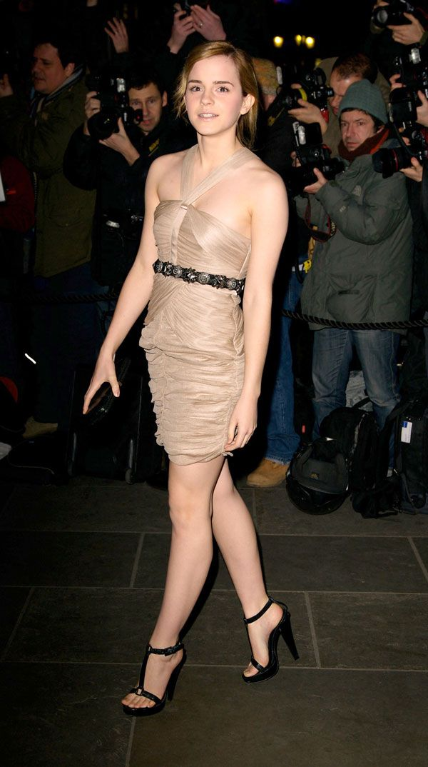 At a Burberry event in London in 2008.  -Cosmopolitan.com