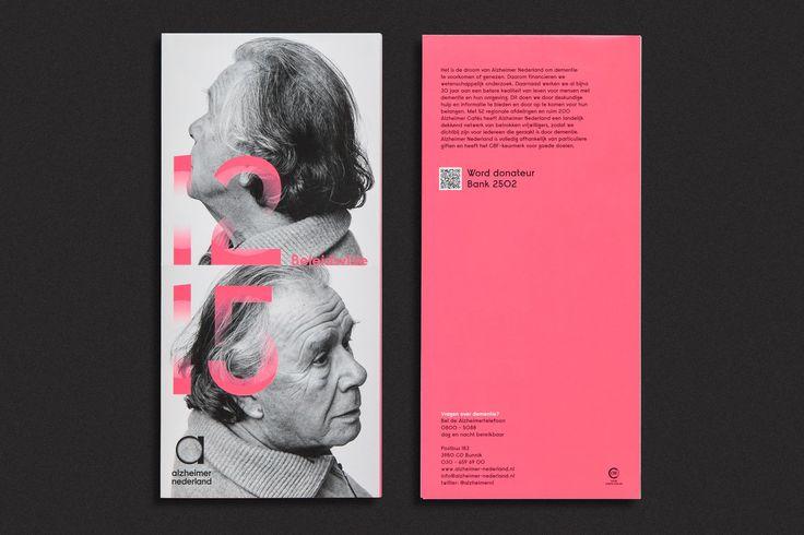Studio Dumbar: Alzheimer Nederland – Communication Design With Integrity for the Dutch Alzheimer Foundation