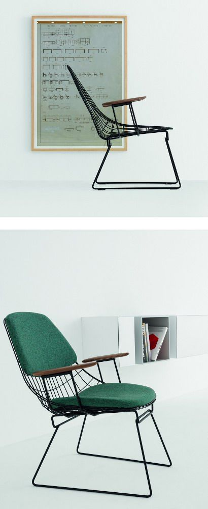 Pastoe presents Wire Collection - On show at the next edition of Imm Cologne @Pastoe