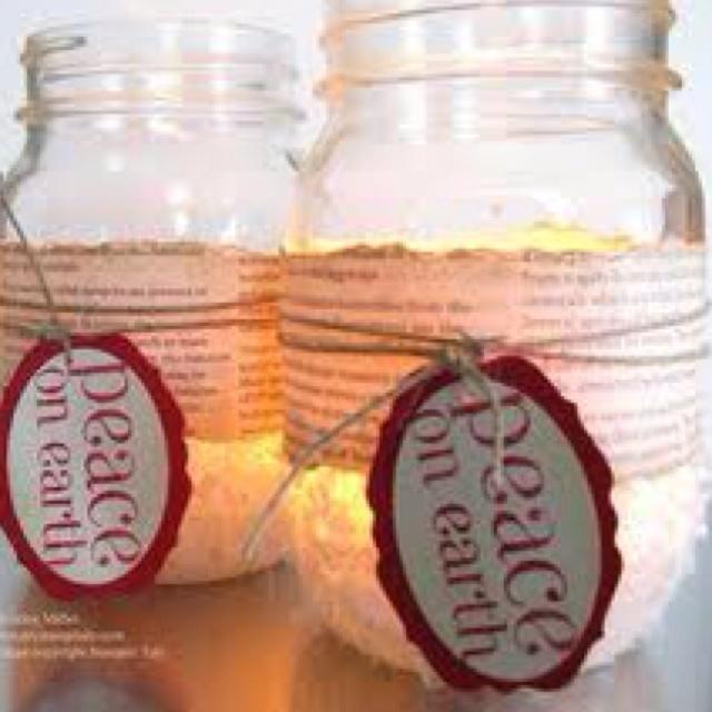 Mason jar crafts   Mason Jar Crafts   Pinterest