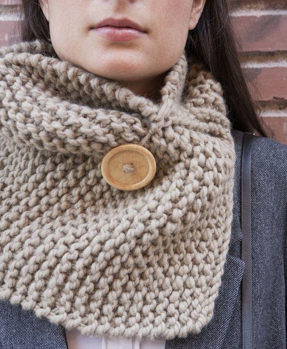 Knitting point. Nueva colección de invierno de Kits de lana