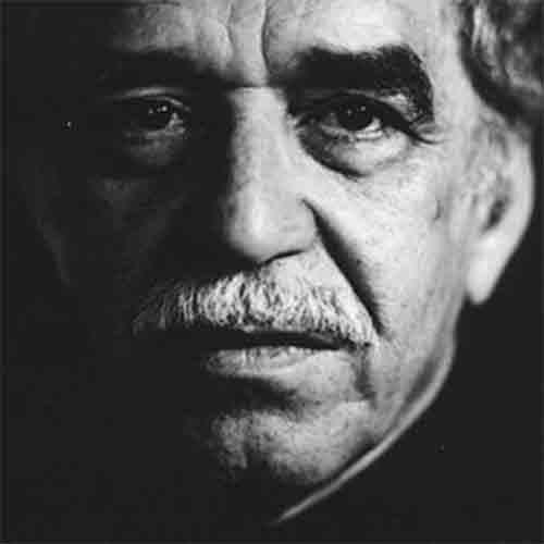 GABRIEL GARCIA MARQUEZ (06/03/1927 — 17/04/2014)