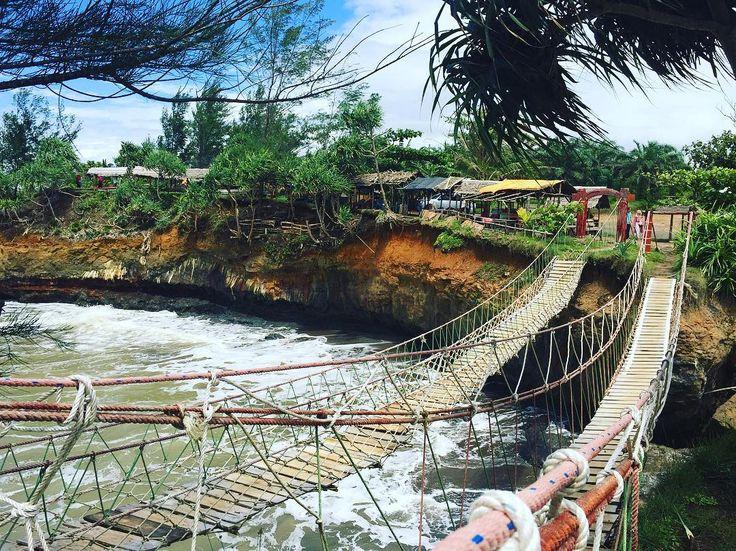 Pantai Sungai Suci Wisata Unik di Bengkulu - Bengkulu