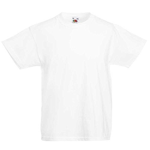 Fruit of the Loom Kids T Shirt Fruit Of The Loom Kids T-Shirt at great low price. 48 Hour Delivery. This is 100% Cotton with full cut styling. Our Fruit Of The Loom Kids T-Shirt has a taped neckline fo (Barcode EAN = 5055328981574) http://www.comparestoreprices.co.uk/december-2016-5/fruit-of-the-loom-kids-t-shirt.asp