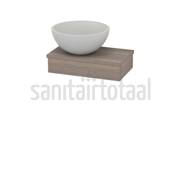 Landelijk toiletmeubel, hout, steigerhout, natuursteen, modern, fonteintje, fontein toilet, fonteinmeubel maken, waskom