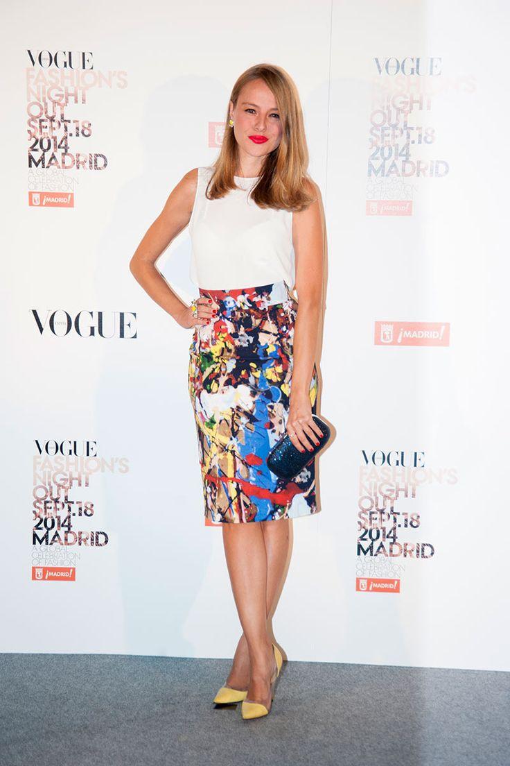 Esmeralda Moya - Vogue Fashion Night Out