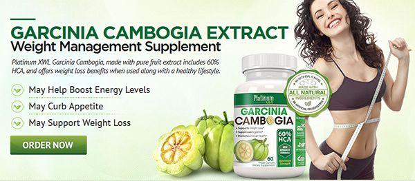 Platinum garcinia cambogia free trial
