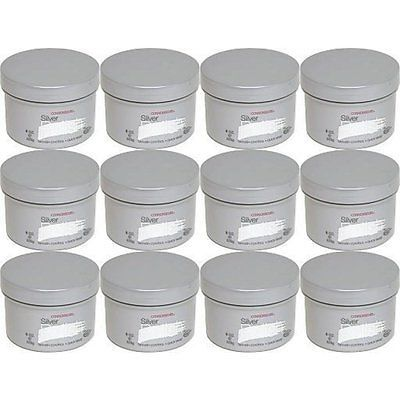Jewelry Cleaners and Polish 67720: Connoisseurs Silver Polish 8 Oz Jewelers Clean Cleaning Polishing 12 Jars -> BUY IT NOW ONLY: $79.99 on eBay!