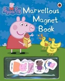 Peppa Pig: Marvellous Magnet Book Shop Online - iQToys.co.nz